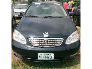 Used Toyota Corolla 2004 in Lokogoma, Abuja for Sale