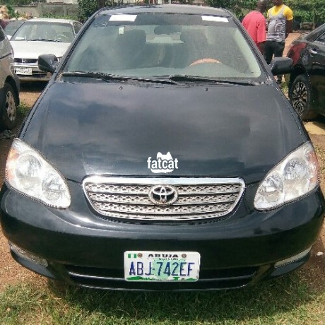 Classified Ads In Nigeria, Best Post Free Ads - used-toyota-corolla-2004-in-lokogoma-abuja-for-sale-big-0