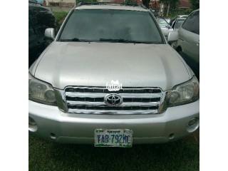 Used Toyota Highlander 2004 in Lokogoma, Abuja for Sale
