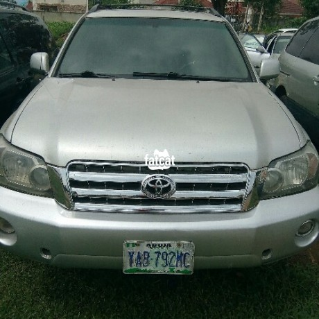 Classified Ads In Nigeria, Best Post Free Ads - used-toyota-highlander-2004-in-lokogoma-abuja-for-sale-big-0