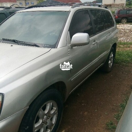Classified Ads In Nigeria, Best Post Free Ads - used-toyota-highlander-2004-in-lokogoma-abuja-for-sale-big-1