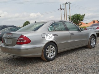 Used Mercedes E320 2004 in Abuja for Sale