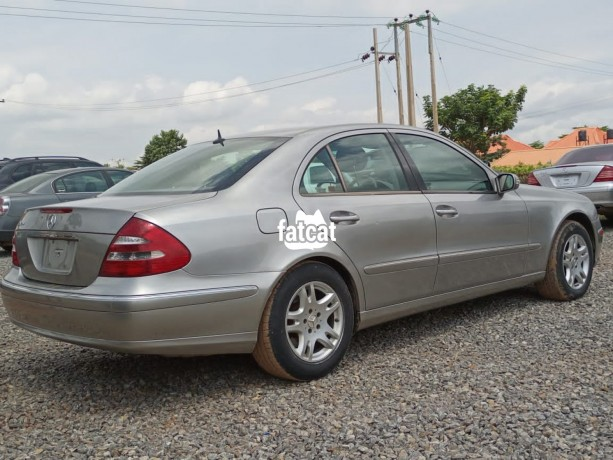 Classified Ads In Nigeria, Best Post Free Ads - used-mercedes-e320-2004-in-abuja-for-sale-big-0