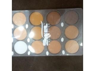 Original Brown Powder Palette