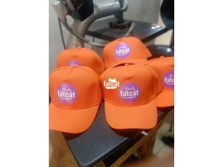 Cap Printing Branding Services in Abuja