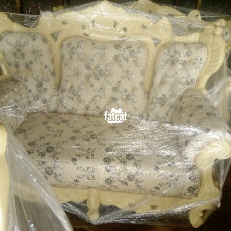 Classified Ads In Nigeria, Best Post Free Ads - 7-seaters-set-royal-chairs-big-2