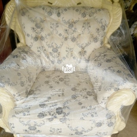 Classified Ads In Nigeria, Best Post Free Ads - 7-seaters-set-royal-chairs-big-0