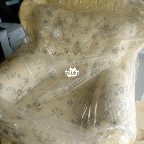 Classified Ads In Nigeria, Best Post Free Ads - 7-seaters-set-royal-chairs-big-1