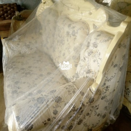 Classified Ads In Nigeria, Best Post Free Ads - 7-seaters-set-royal-chairs-big-4