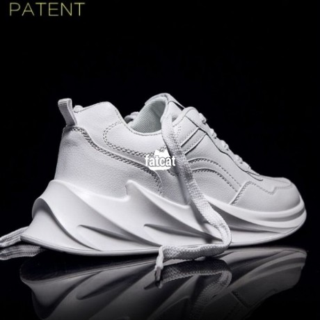 Classified Ads In Nigeria, Best Post Free Ads - shark-bottom-mens-sneakers-white-big-0