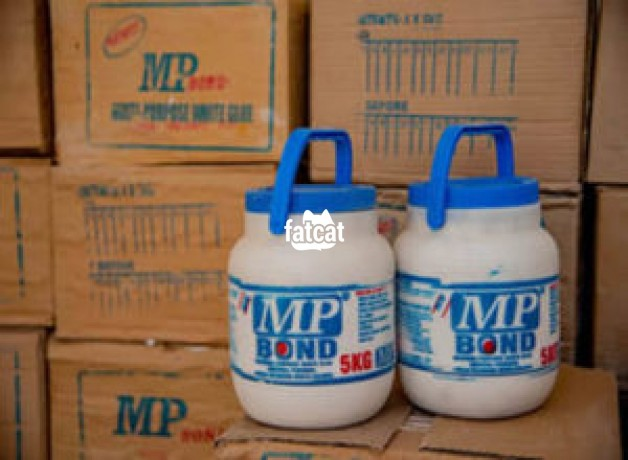 Classified Ads In Nigeria, Best Post Free Ads - mp-bond-general-purpose-white-glue-big-0