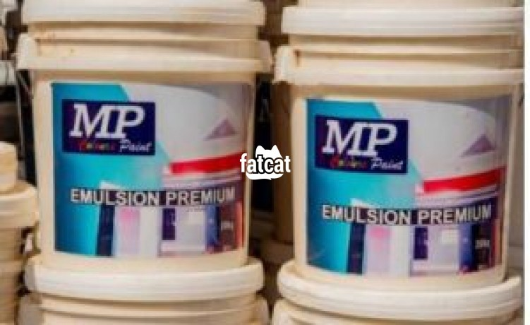 Classified Ads In Nigeria, Best Post Free Ads - mp-emulsion-paint-big-0
