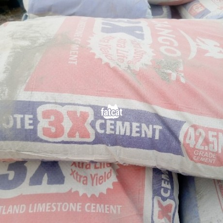 Classified Ads In Nigeria, Best Post Free Ads - cement-big-1