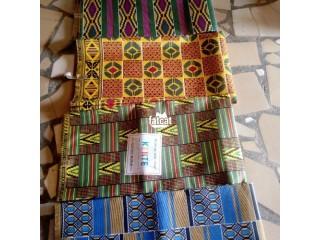 Kente Fabrics for Nyanya, Abuja Sale