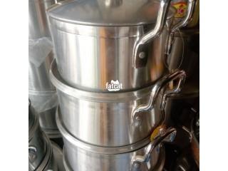 Stock Pots in Nyanya, Abuja for Sale