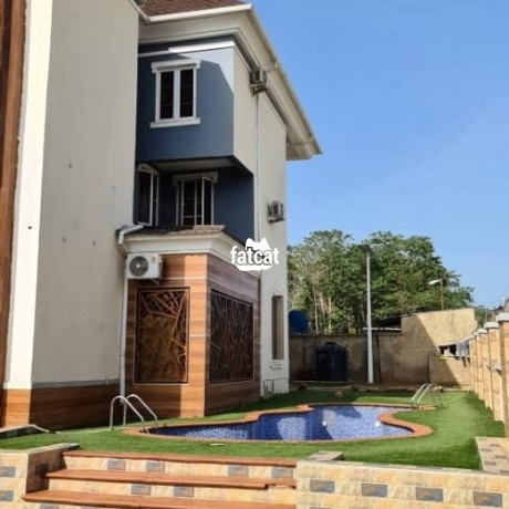 Classified Ads In Nigeria, Best Post Free Ads - simple-and-elegant-4bedroom-duplex-with-bq-big-0