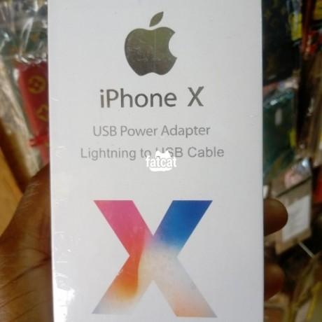 Classified Ads In Nigeria, Best Post Free Ads - iphone-x-usb-power-adapter-big-0