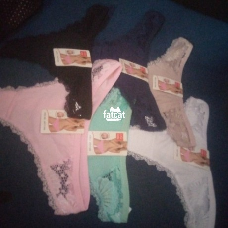 Classified Ads In Nigeria, Best Post Free Ads - ladies-g-string-and-cotton-pant-big-1