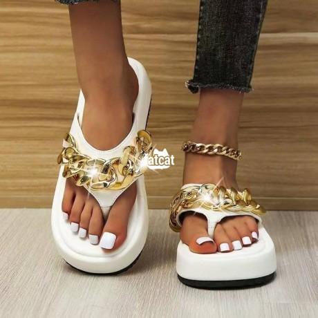 Classified Ads In Nigeria, Best Post Free Ads - womens-flat-slippers-big-1