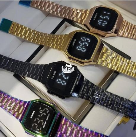 Classified Ads In Nigeria, Best Post Free Ads - casio-wristwatch-in-lagos-island-lagos-for-sale-big-0