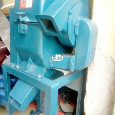 Classified Ads In Nigeria, Best Post Free Ads - maize-grinding-hammer-mill-machine-big-2