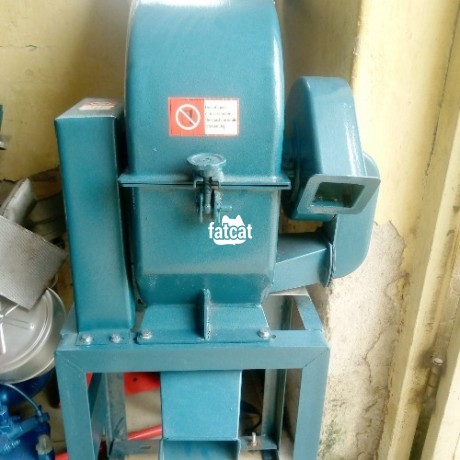 Classified Ads In Nigeria, Best Post Free Ads - maize-grinding-hammer-mill-machine-big-0