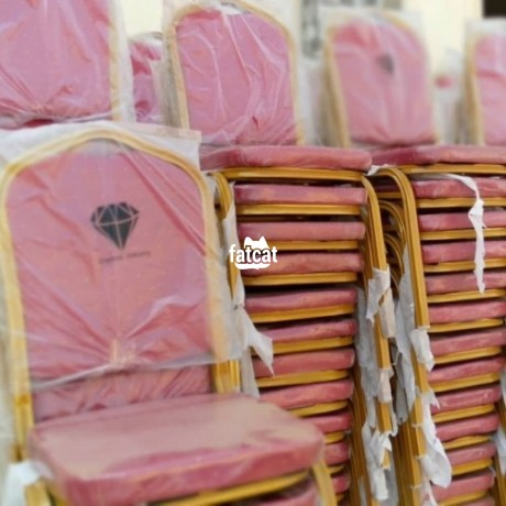 Classified Ads In Nigeria, Best Post Free Ads - banquet-chairs-big-0