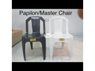 Papillon/Master Plastic Chairs in Mararaba, Abuja for Sale