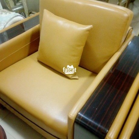 Classified Ads In Nigeria, Best Post Free Ads - set-of-seven-seaters-sofa-chair-big-1