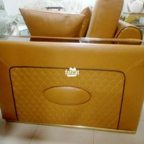 Classified Ads In Nigeria, Best Post Free Ads - set-of-seven-seaters-sofa-chair-big-2