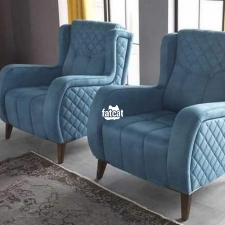 Classified Ads In Nigeria, Best Post Free Ads - 7-seater-chair-set-big-0