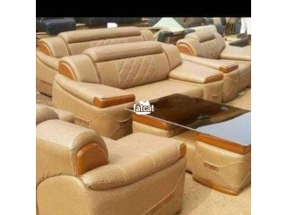Quality Seven Seaters Chairs in Kugbo, Abuja for Sale