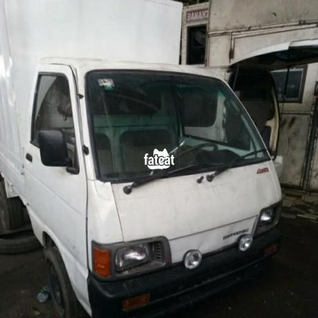Classified Ads In Nigeria, Best Post Free Ads - tokunbo-daihatsu-mini-pickup-van-big-2