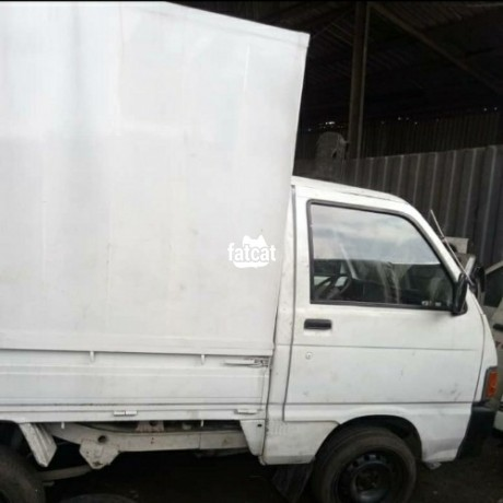 Classified Ads In Nigeria, Best Post Free Ads - tokunbo-daihatsu-mini-pickup-van-big-0
