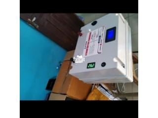 Laptop Powerbank + 500watt Modified Inverter