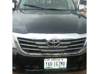 Used Toyota Hilux 2012 in Mararaba, Abuja for Sale
