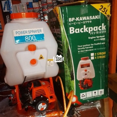 Classified Ads In Nigeria, Best Post Free Ads - motorized-power-knapsack-sprayer-big-2