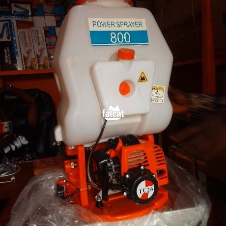 Classified Ads In Nigeria, Best Post Free Ads - motorized-power-knapsack-sprayer-big-0