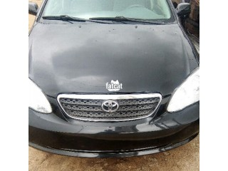 Foreign Used Toyota Corolla 2006