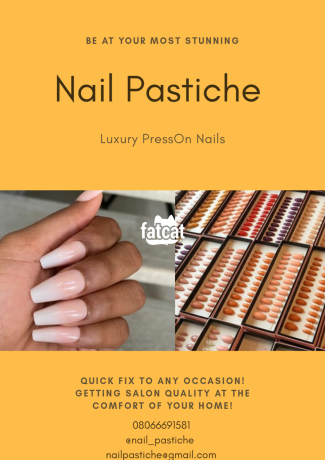 Classified Ads In Nigeria, Best Post Free Ads - luxury-press-on-nails-in-ojo-lagos-for-sale-big-3