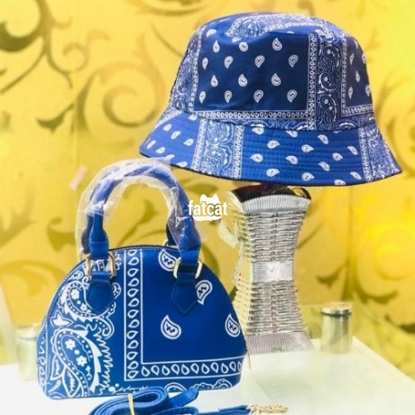 Classified Ads In Nigeria, Best Post Free Ads - ladies-design-handbags-with-cover-cap-big-2