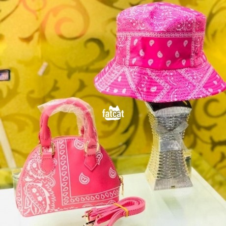 Classified Ads In Nigeria, Best Post Free Ads - ladies-design-handbags-with-cover-cap-big-3