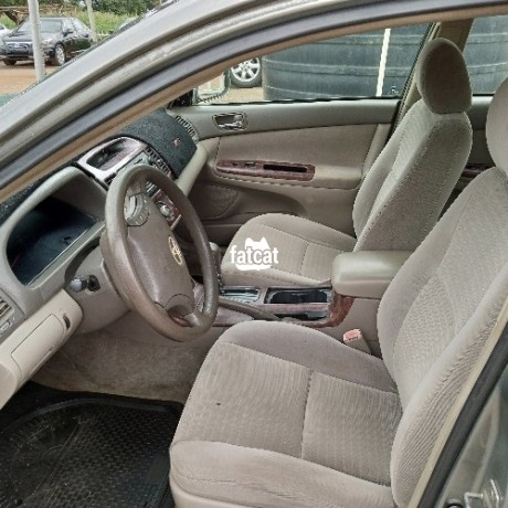 Classified Ads In Nigeria, Best Post Free Ads - used-toyota-camry-2005-big-1