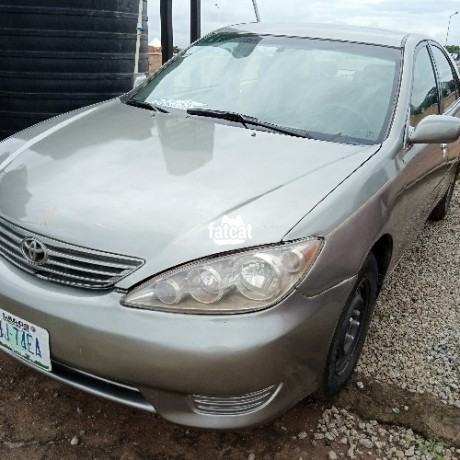 Classified Ads In Nigeria, Best Post Free Ads - used-toyota-camry-2005-big-0