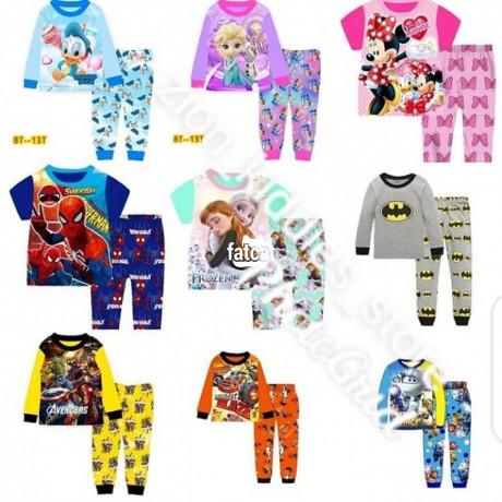 Classified Ads In Nigeria, Best Post Free Ads - kids-pyjamas-in-ikeja-lagos-for-sale-big-1