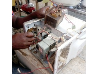 Repair Service of all kinds of electric equipment
