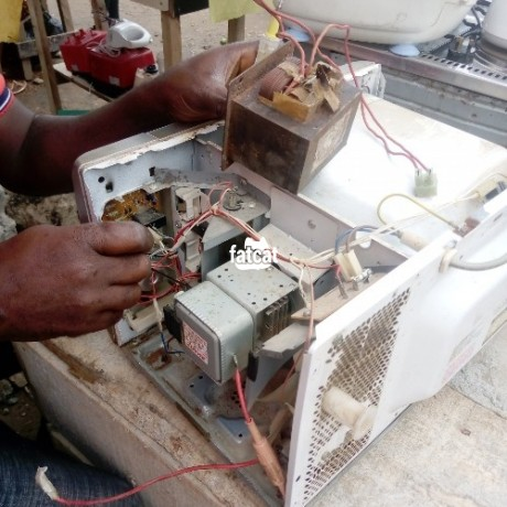 Classified Ads In Nigeria, Best Post Free Ads - repair-service-of-all-kinds-of-electric-equipment-big-0