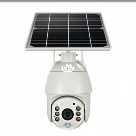 Classified Ads In Nigeria, Best Post Free Ads - 4g-solar-powered-cctv-camera-big-2