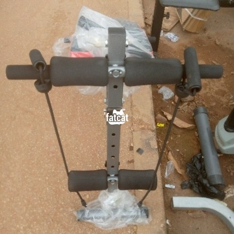 Classified Ads In Nigeria, Best Post Free Ads - chris-sit-up-bench-for-tummy-trimmer-big-1