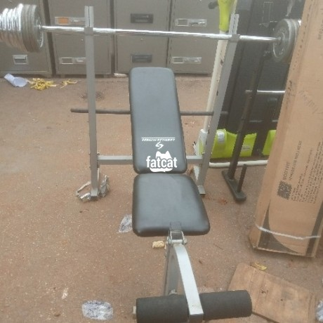Classified Ads In Nigeria, Best Post Free Ads - weight-lifting-equipment-big-0